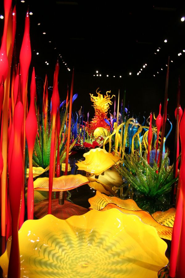 Chihuly Museum - Seattle Places 've