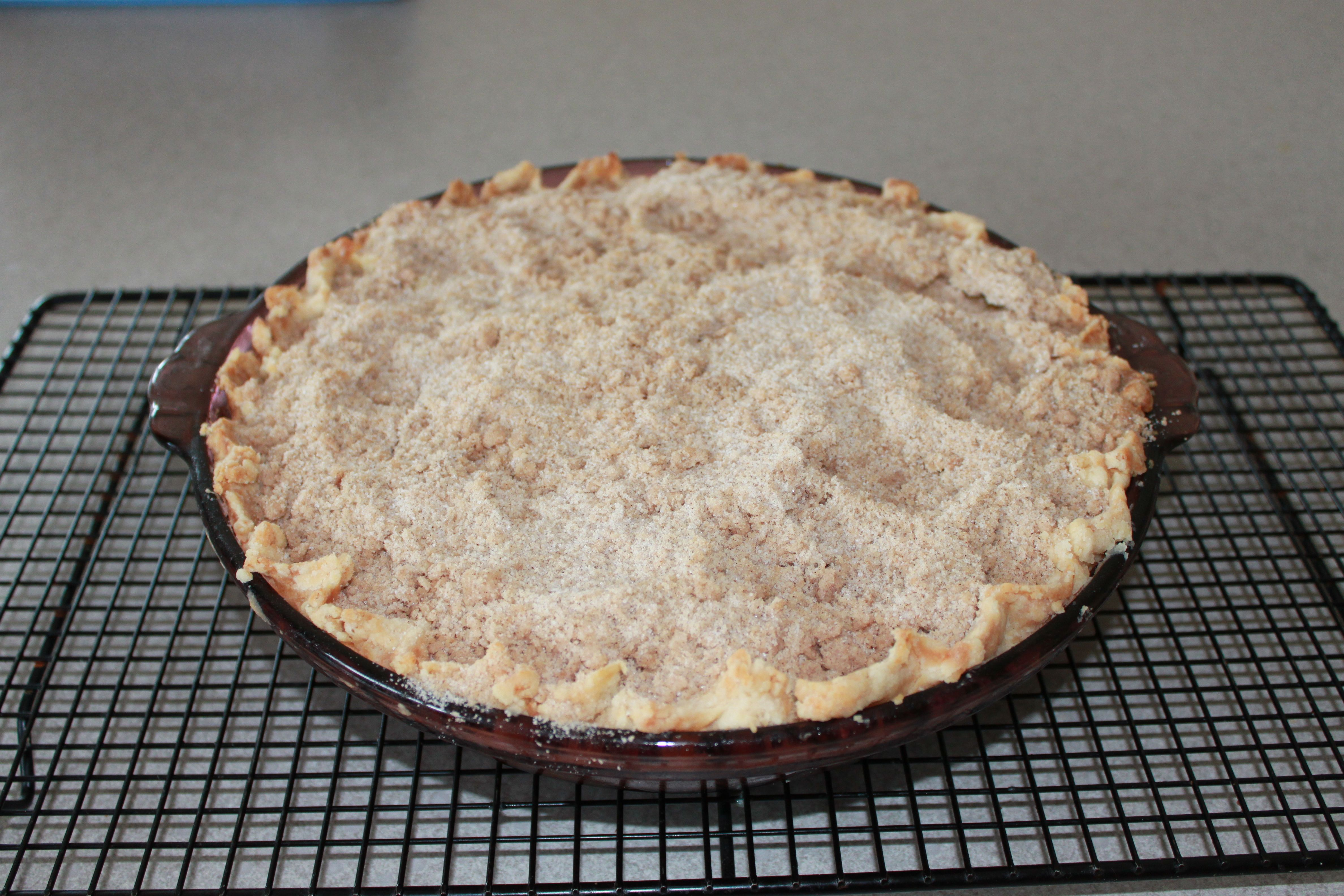 peach cream pie southernfood abou recipes pinterest