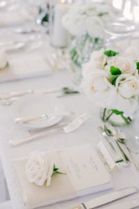 wedding place setting | Wedding Ideas | Pinterest