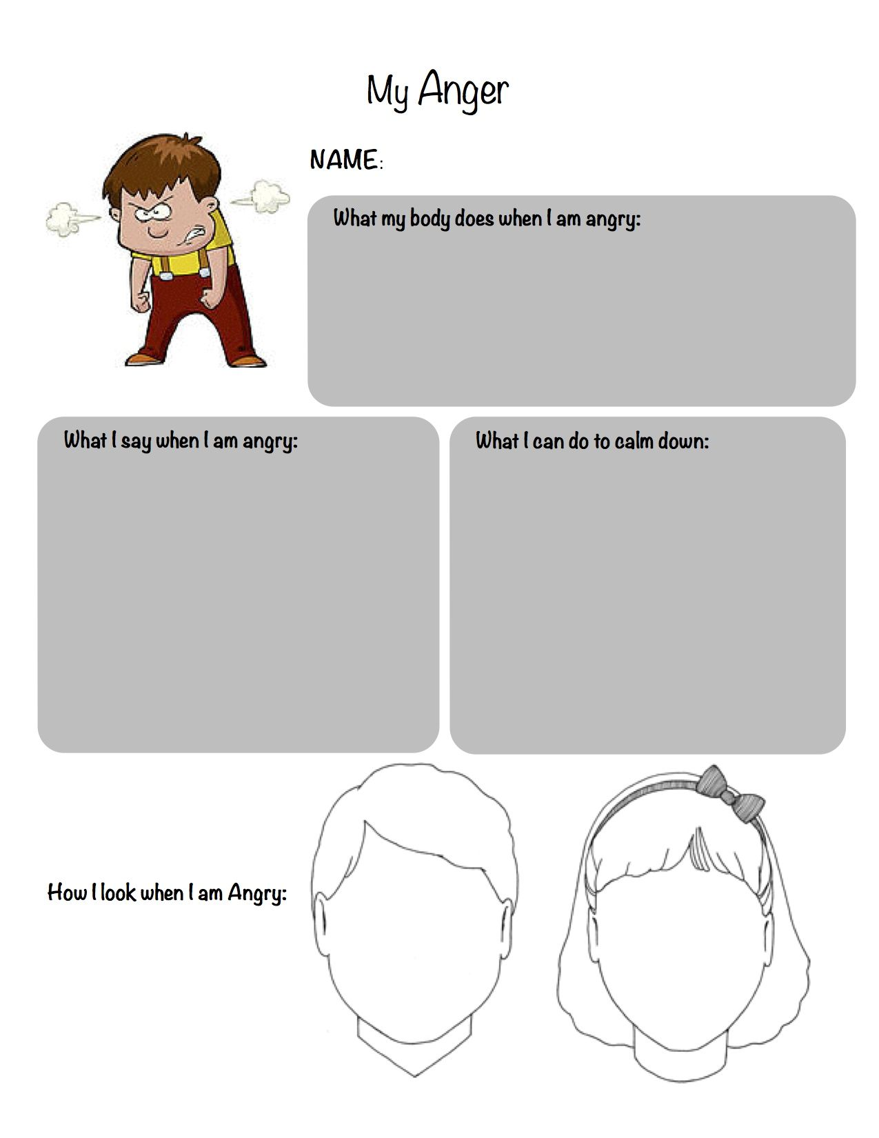 Images About Anger Management