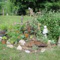 Mix of everything those primitive gardens pinterest