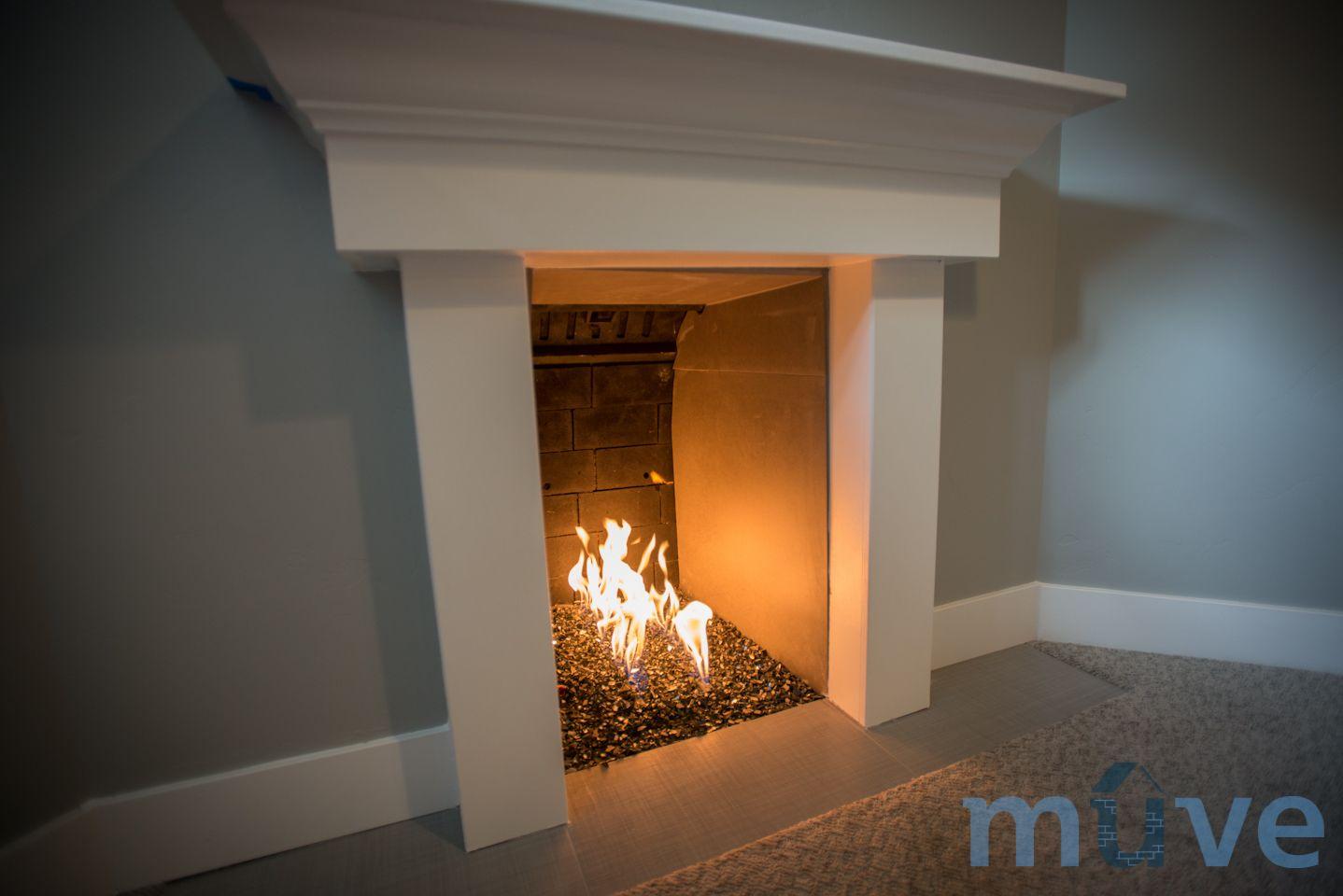18 Inspiring Basement Fireplaces Photo House Plans 24496