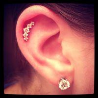 Cartilage earring | Fashion | Pinterest