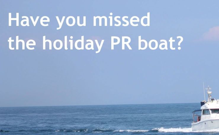 pressme: Have you missed the holiday PR boat?