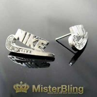 nike earrings