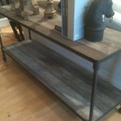 Sofa Tables Pinterest Arm Tray Table Uk From Restoration Hardware For The Home