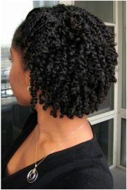 two strand twist natural hair