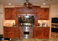 Woodworking Talk - Woodworkers Forum - Knotty pine kitchen ...