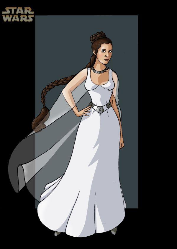 Star Wars Princess Leia Dresses