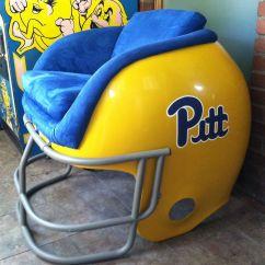 Cowboys Football Helmet Chair Ergonomic For Tall Person Pitt Panthers Random Geekery Pinterest