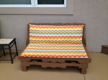 Pallet Patio Furniture Easy Creations