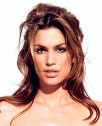 Pin Cindy Crawford Hair Color Supermodel Image Search ...
