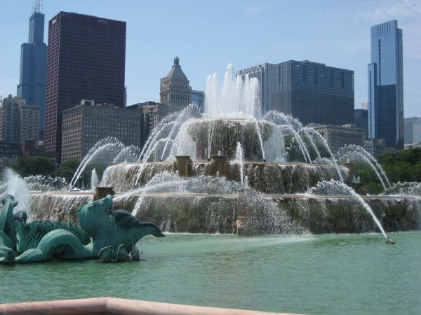 Grant Park Chicago - Kind Of Town