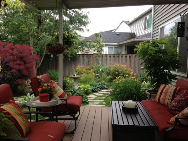 Small Backyard Oasis Ideas