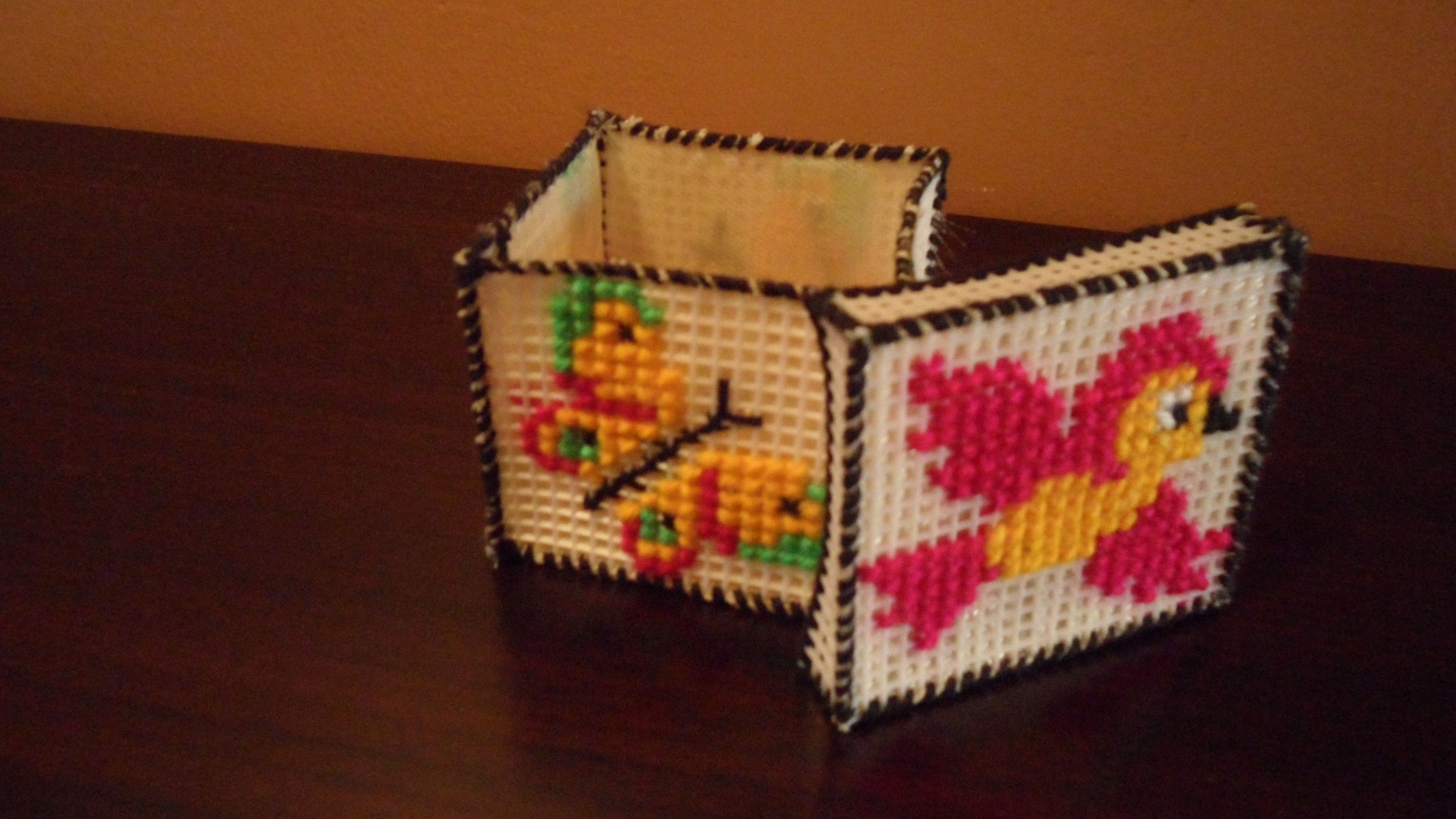 Plastic Canvas Jewelry Box Pattern My Handmade Cross