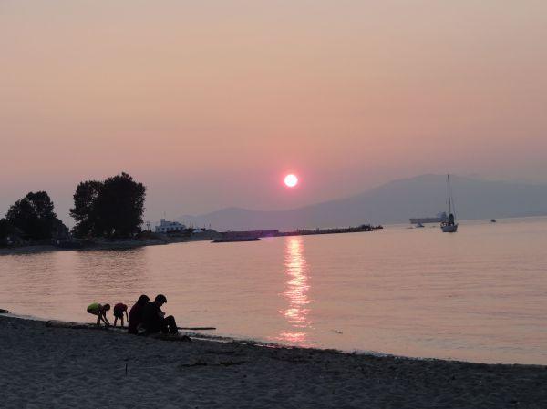 Jericho Beach - Vancouver Bc Beaches