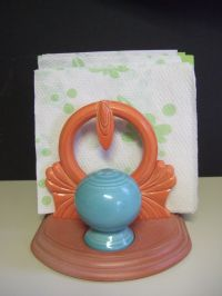 fiesta napkin holder | fiesta | Pinterest