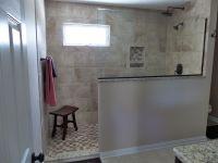 doorless shower. | Luxury showers | Pinterest