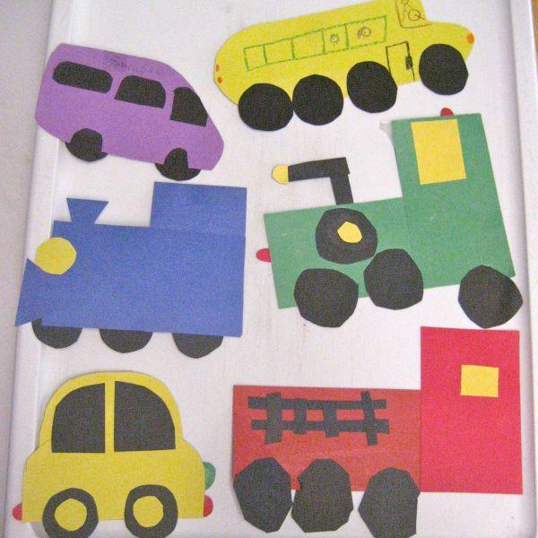 Pinterest Preschool Transportation Crafts Imgurl