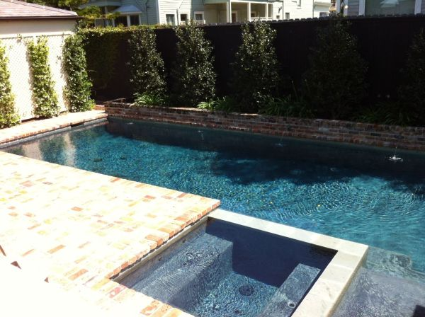 Small Yard with Pool