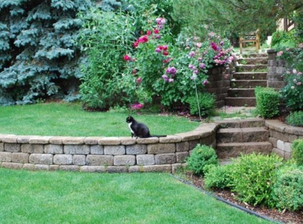 outdoor plan idea landscaping