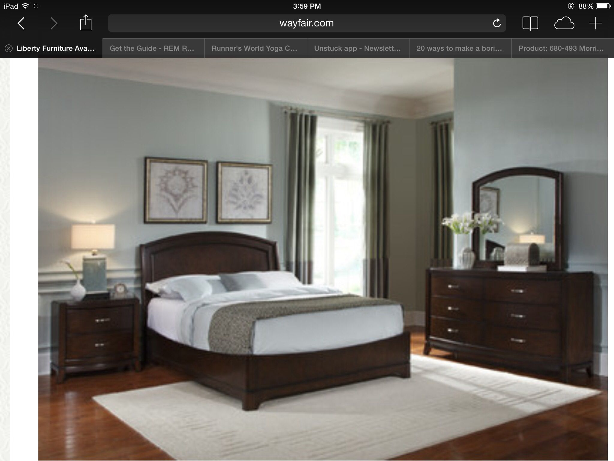 Avalon Bedroom Furniture On Wayfair