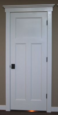 Craftsman style interior doors | Home Remodeling | Pinterest