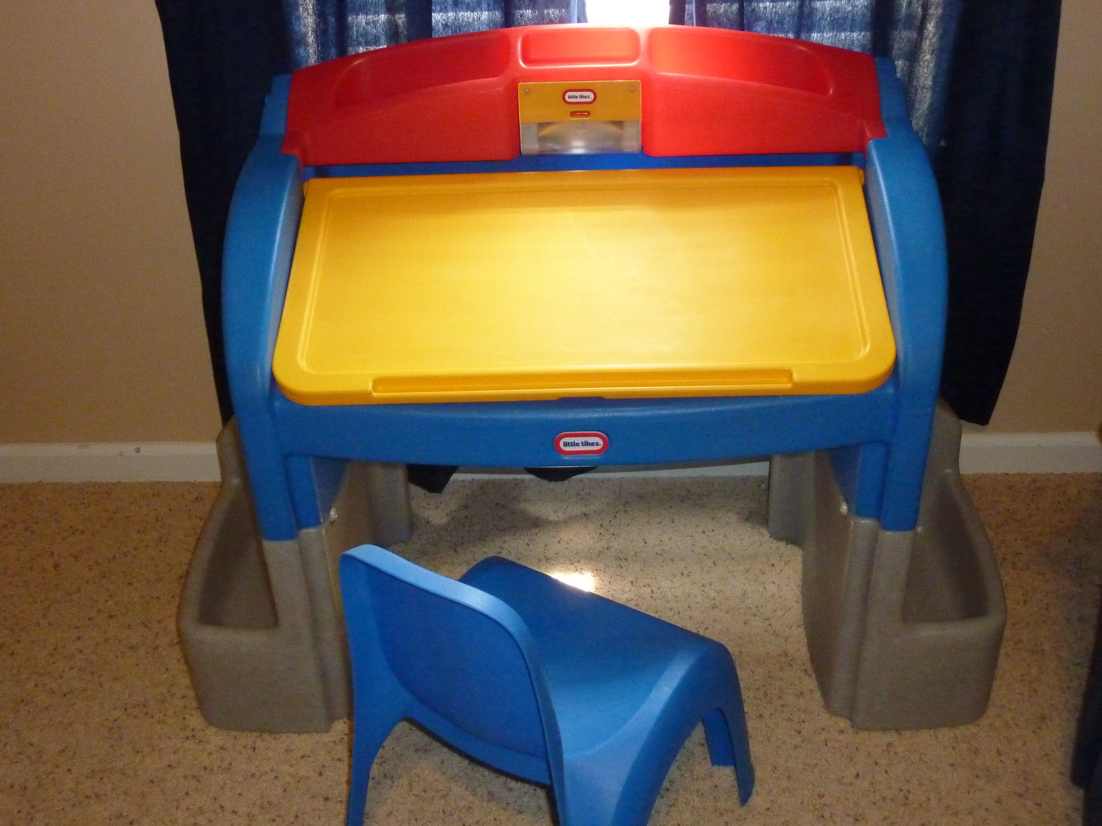 office chair qvc herman miller rolling little tikes hideaway art desk