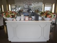 Blushington's front desk