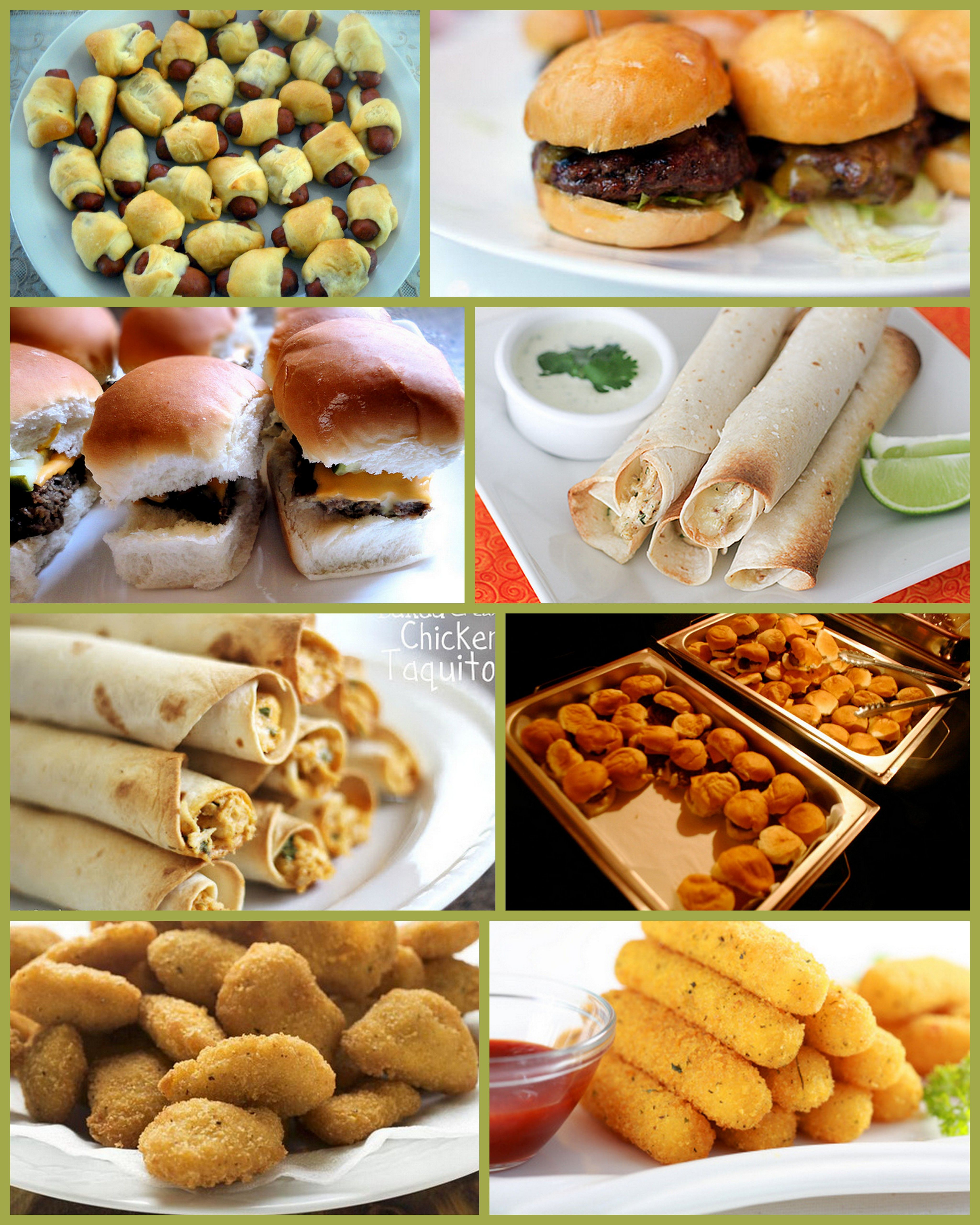 Fingerfood Kind Food Recipes Recipes Party Finger Food