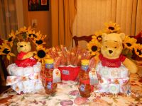 Baby shower winnie the pooh theme | Baby Shower | Pinterest