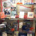 Veterans day display case 2013 public library pr pinterest