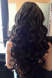 big curls hair stuff