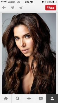 Hair Color For Hispanic Women Over 40   hair color for ...