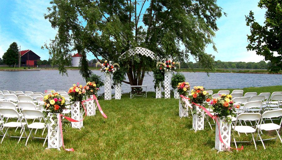 Small Wedding Decorations