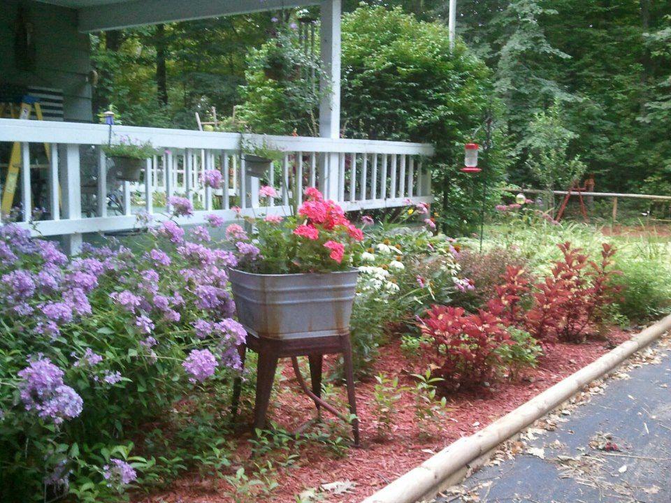 Triyae Com = Country Backyard Landscaping Ideas Various Design