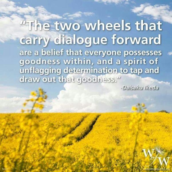 Daisaku Ikeda Quotes Love Quotesgram Vtwctr