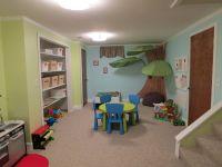 Basement playroom   Basement ideas   Pinterest
