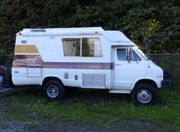 Craigslist 4x4 Camper Van - Year of Clean Water