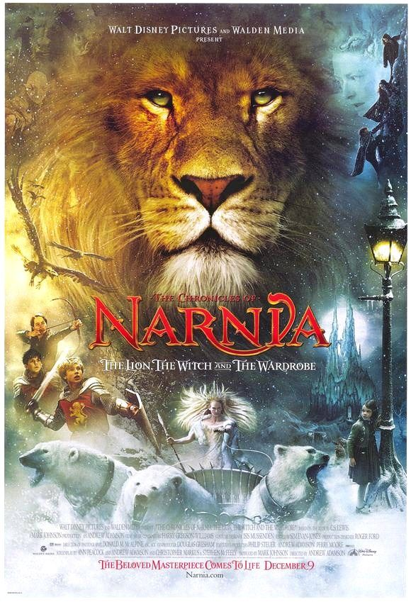 Finding God in the Land of Narnia Saltriver