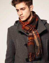 Latest Male Scarf Fashion  Mens Debonair fashion
