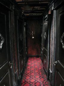Haunted Hallway Of Blackstone Manor Houses