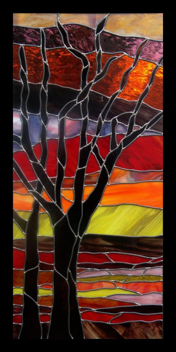 1000 Stained Glass Art