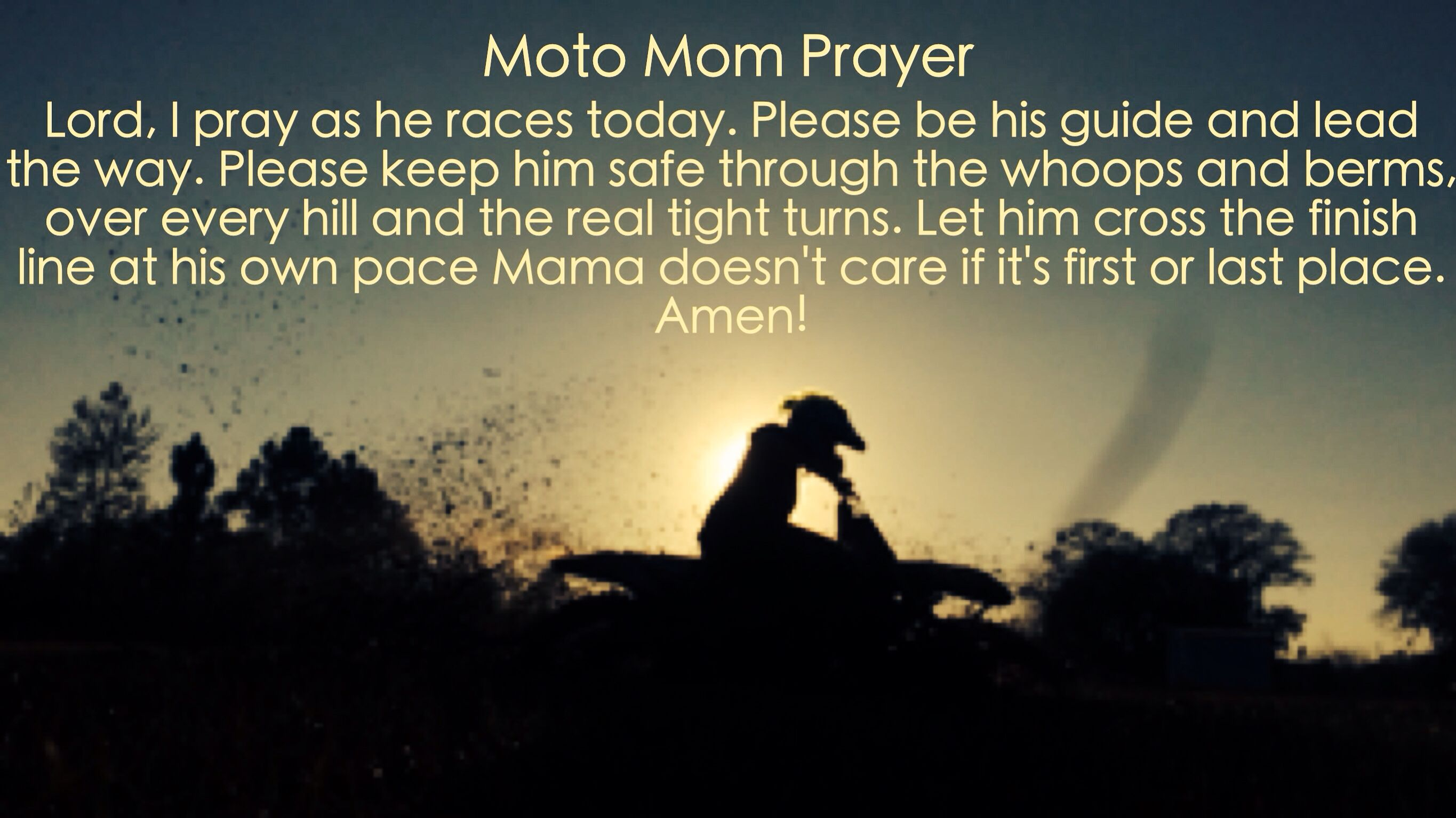 Motocross Mom Quotes QuotesGram