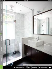 White bathroom | Decorating ideas | Pinterest