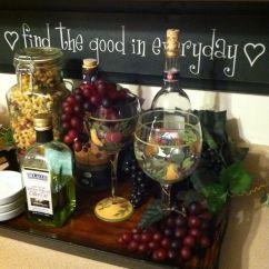 Vineyard Kitchen Decor Bar Stools Ikea My Wine For The Home Pinterest