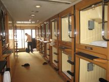 Capsule Hotel Tokyo World Cultures