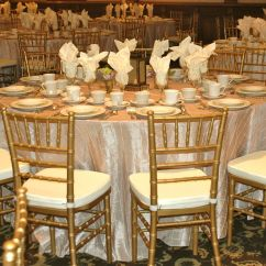 Chair Covers And Linens Indianapolis Small Round Outdoor Cushions Gold Chiavari Chairs Wedding Pinterest