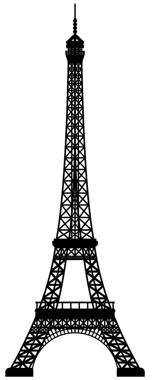 1000 Ideas Eiffel Tower Drawing