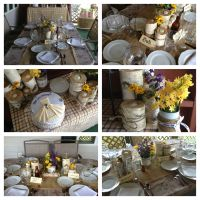 Country Chic Bridal Shower | Party Ideas | Pinterest
